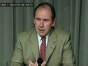 Rodrigo Rato en una imagen de archivo