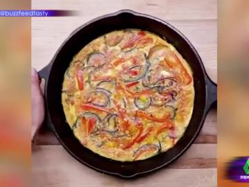 La polémica tortilla española