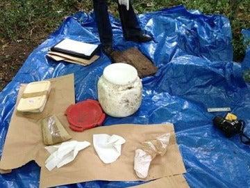 Otro zulo de los GRAPO hallado por la Guardia Civil en 2013