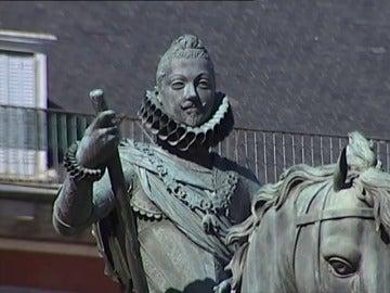 Madrid se 'apiada' de Felipe III