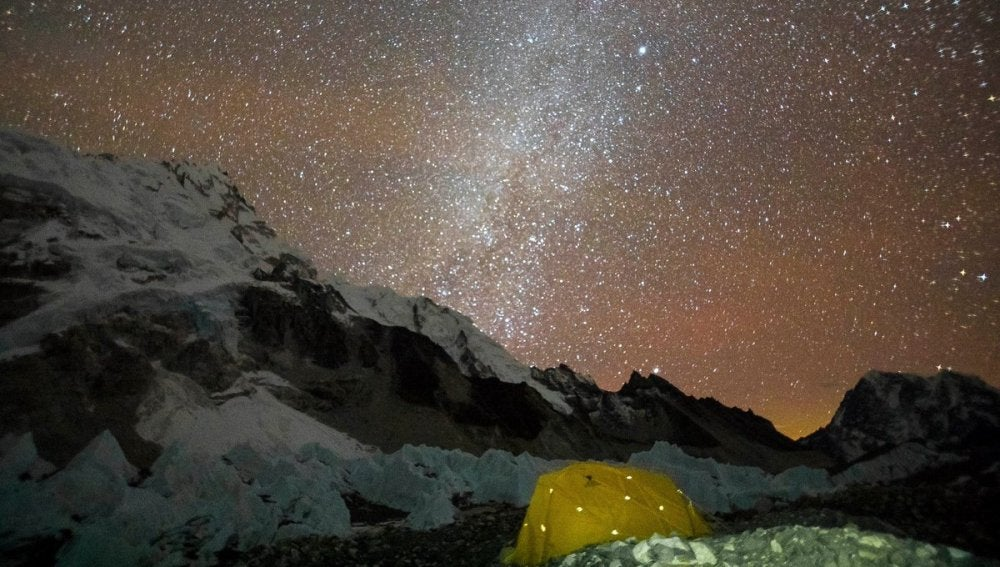 'Everest, un reto sobrehumano'