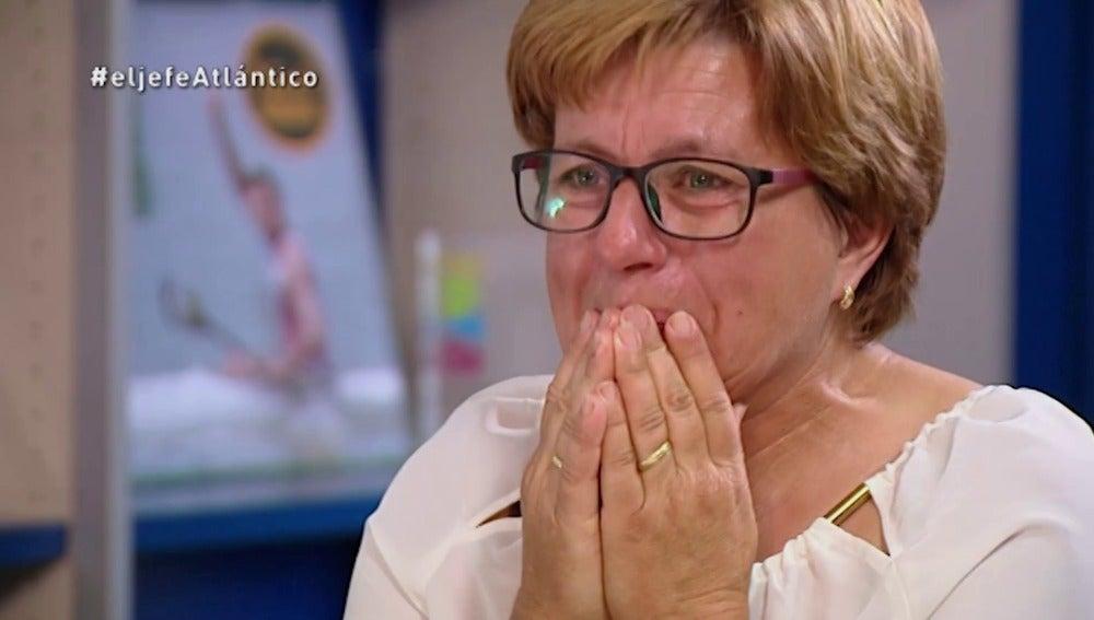 Beatriz en El Jefe Infiltrado de Kiwi Atlántico