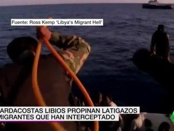 Frame 2.787513 de: latigazos migrantes