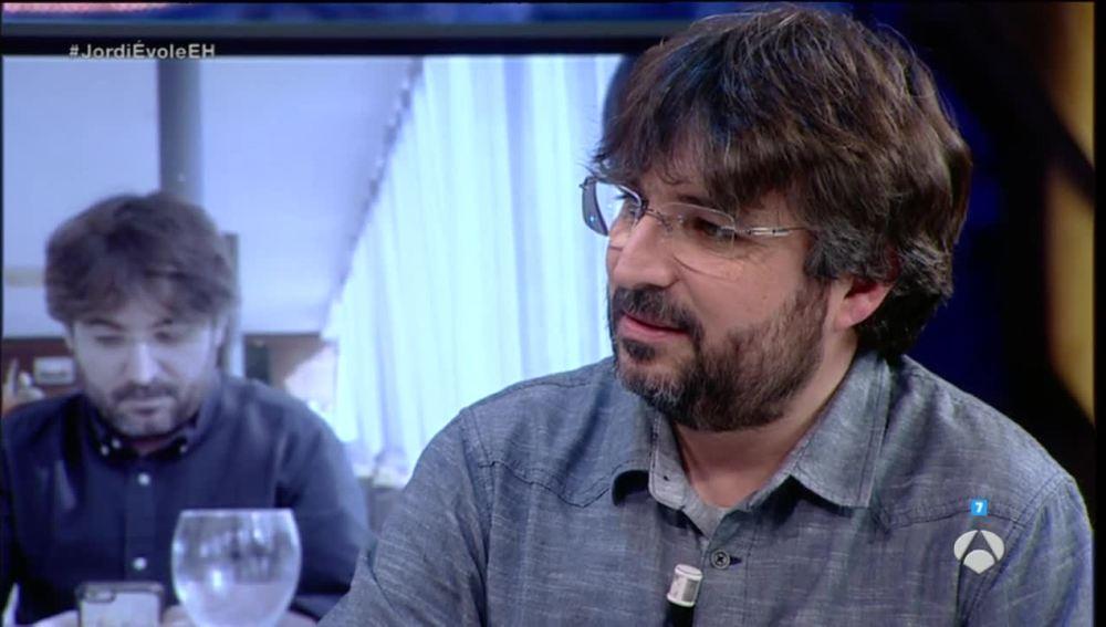 Jordi Évole visita El Hormiguero