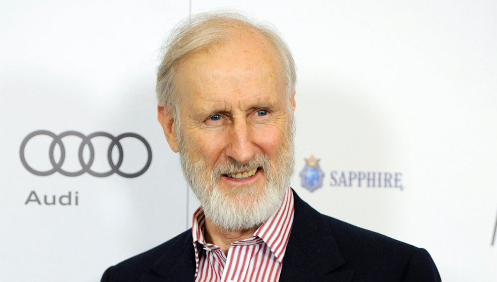 El actor James Cromwell