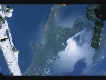 Imágenes de La Tierra vista desde el espacio