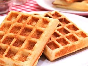 Waffles | Gofres Belgas Caseros | Los más deliciosos que existen!!