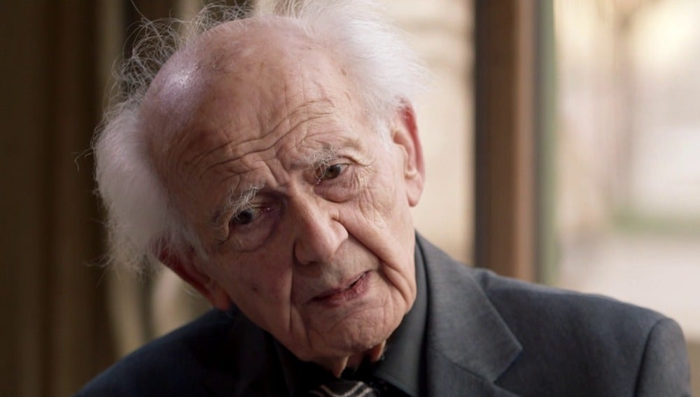 Zygmunt Bauman en Salvados