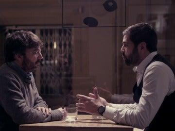 Jordi Évole y Marc Masip