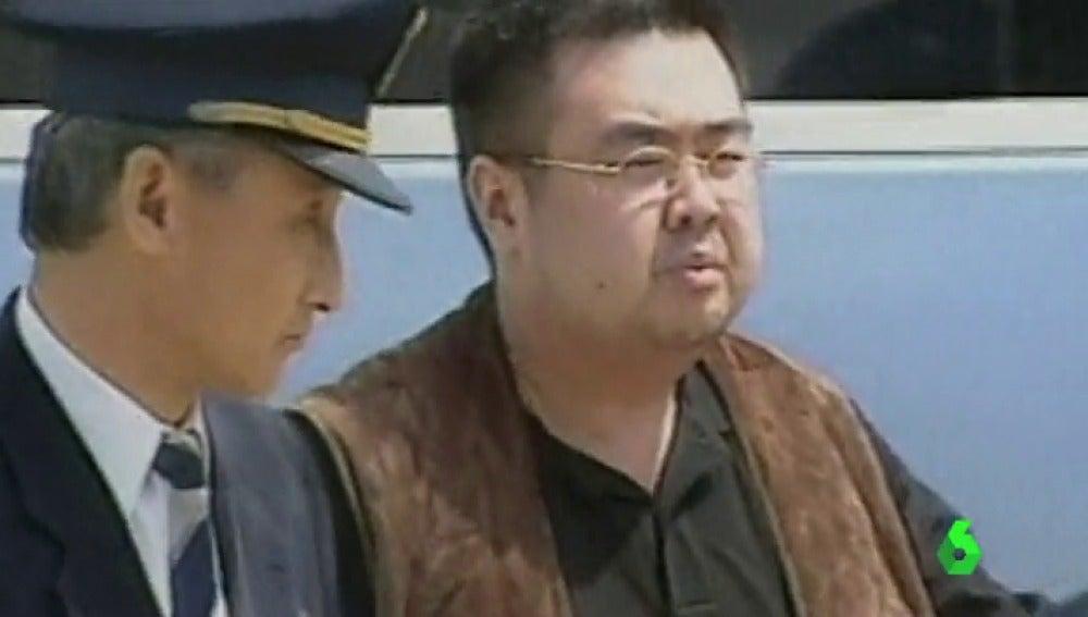 Frame 84.615881 de: El asesinato del primogénito de Kim Jong-il