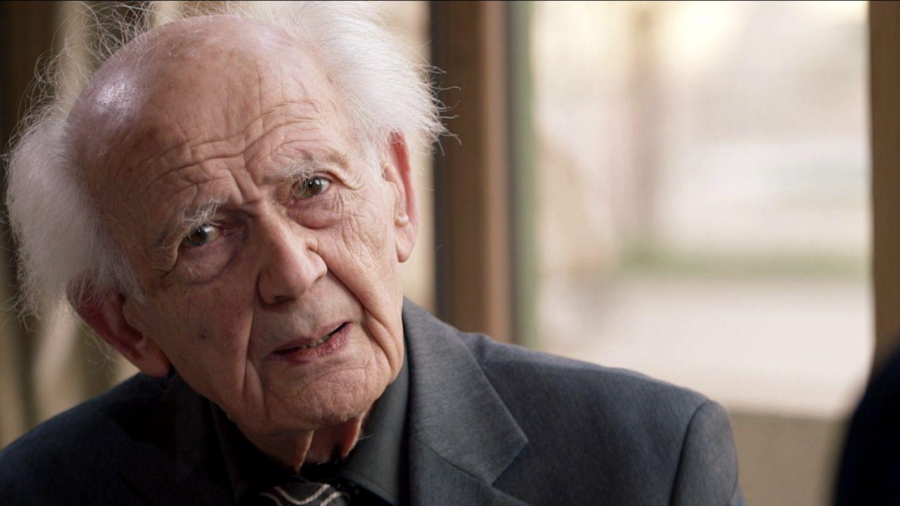 El filósofo Zygmunt Bauman, en Salvados