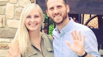 Keri Young y su esposo Royce