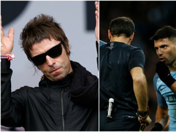 Liam Gallagher criticó a Mateu Lahoz