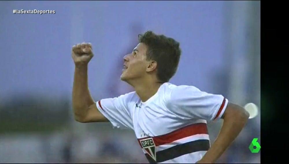 Frame 0.0 de: El Real Madrid ficha a Augusto Galván, la promesa del fútbol brasileño