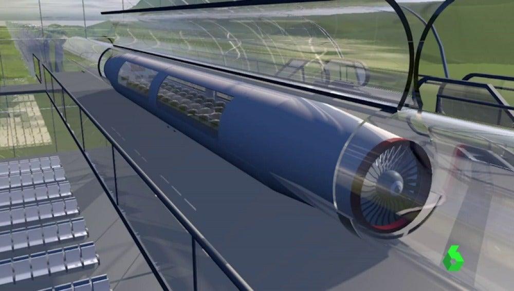 Frame 0.0 de: hyperloop