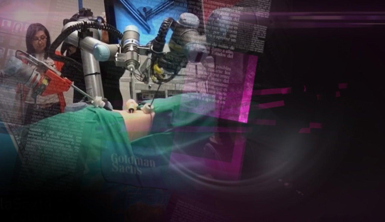Los robots, en laSexta Columna