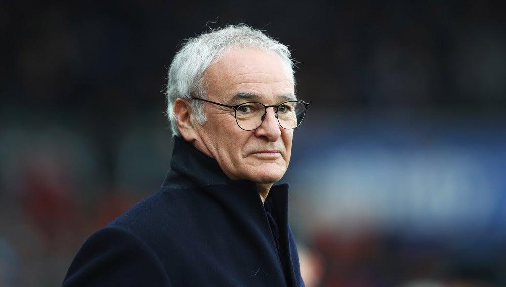 Claudio Ranieri, exentrenador del Leicester