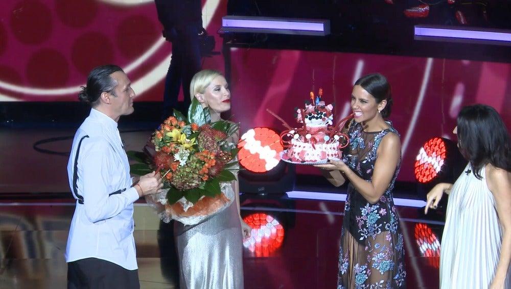 Cumpleaños de Cristina Pedroche