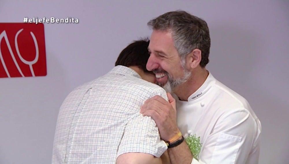 El Jefe Infiltrado de Bendita Cocina con Pepe Solla