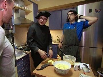 El Jefe Infiltrado de Bendita Cocina con Borja