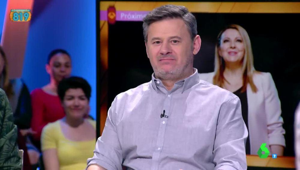 Miki Nadal completa el jurado de 'Tu cara no me suena todavía'