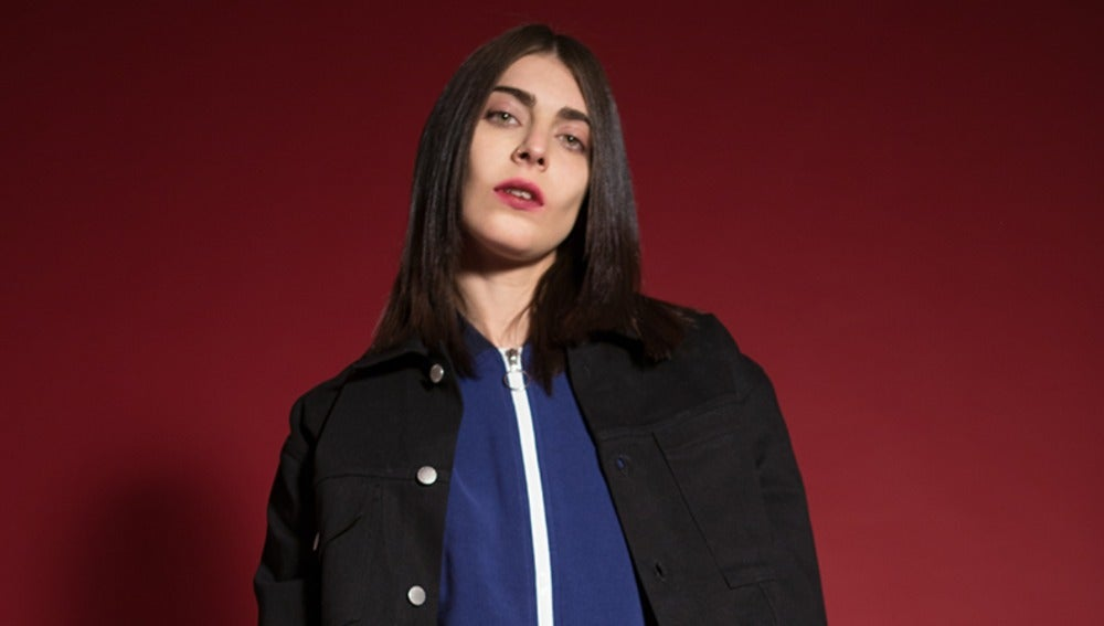 La rapera y poetista cordobesa Gata Cattana