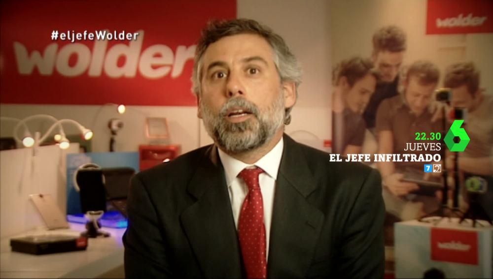 El Jefe Infiltrado de Wolder Electronics