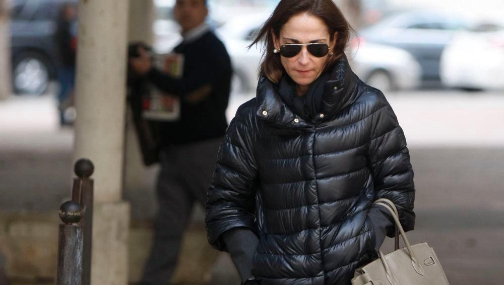 La hija de la viuda del expresidente de la extinta Caja de Ahorros del Mediterráneo (CAM)