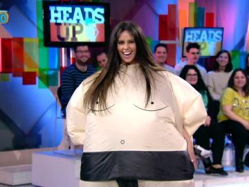Cristina Pedroche, vestida de sumo