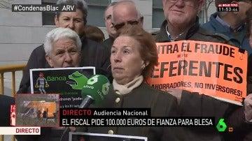 María Carmen, preferentista