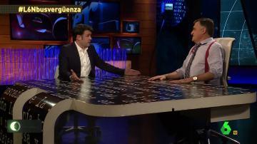 Iñaki López entrevista al Gran Wyoming