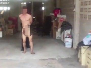 La policía detiene a un hombre por mantener relaciones sexuales con la vaca de un vecino