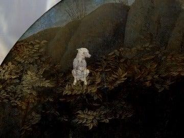 Un perro, el mensaje oculto de Da Vince en 'La Virgen de las Rocas'