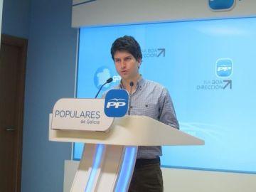 Diego Gago, próximo presidente de Nuevas Generaciones del Partido Popular