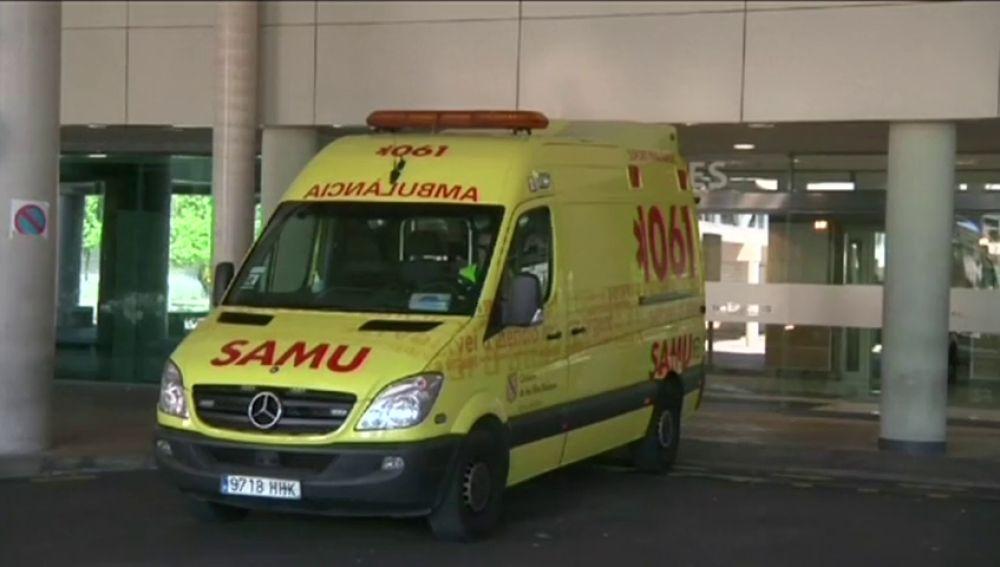 Ambulancia Palma