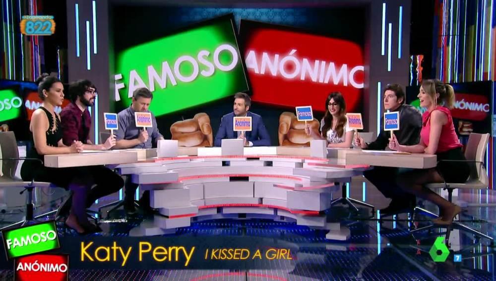 Juego 'Famoso vs. Anónimo'