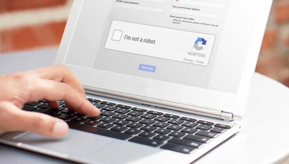 reCaptcha, de Google