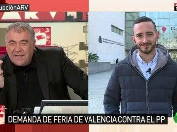 """Frame 1.48626 de: Juan Nieto: """"El PP lleva ocho años haciendo un auténtico 'sinpa' de más de 500.000 euros a la Feria de Valencia"""""""