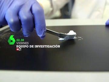 Cocaína en Equipo de Investigación