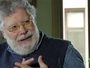 """Frame 26.246545 de: Joaquín Estefanía analiza la sociedad española: """"Vivimos una crisis de desigualdad en la que los pobres lo son aún más. Es una disfunción en la historia"""""""