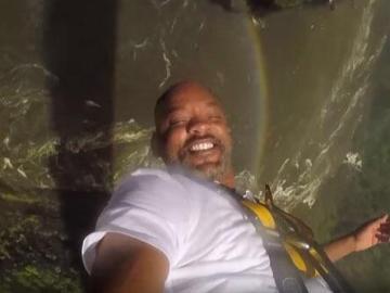 Will Smith en caída libre