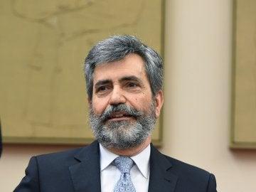 Carlos Lesmes, presidente del Tribunal Supremo