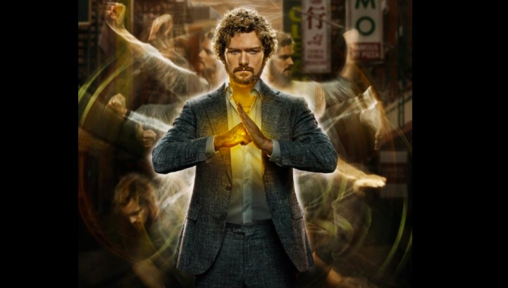 Iron Fist, de Marvel