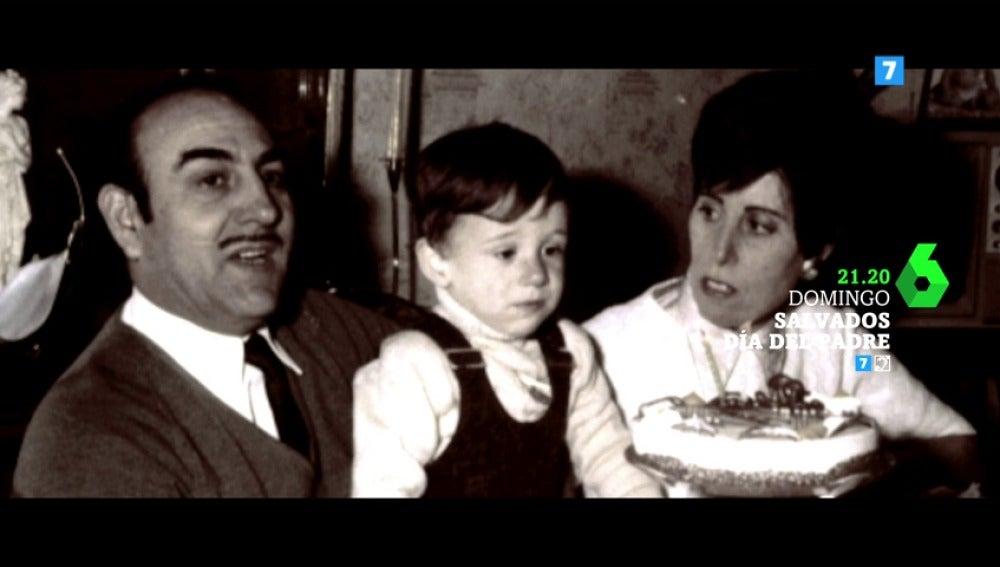 """Frame 4.235129 de: Juan Luis Moreno, hijo robado: """"A mi madre le dijeron '¿quieres un niño? No preguntes, aquí lo tienes?'"""""""
