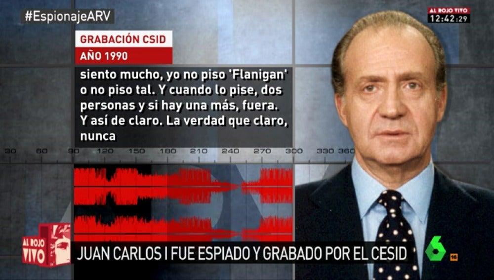 """Frame 153.756734 de: Salen a la luz las conversaciones privadas del rey Juan Carlos que confirmarían su relación con Marta Gayá: """"Nunca he sido tan feliz"""""""