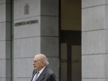 El expresident de la Generalitat Jordi Pujol en una imagen de archivo a su llegada a la sede de la Audiencia Nacional