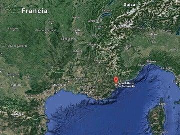 Grasse, donde ha tenido lugar el tiroteo