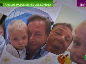 Frame 59.678981 de: Tras la pista de Miguel Somoza, el niño de cinco años que sólo ha visto a su padre 65 días en su vida