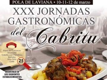 Jornadas gastronómicas del Cabritu en Laviana