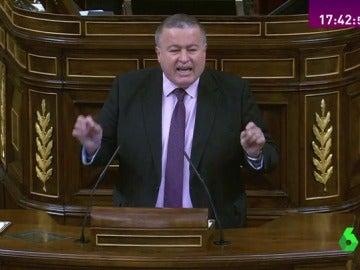 Francisco Bernabé, diputado del PP en el Congreso